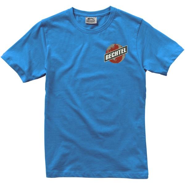 Ace short sleeve women's t-shirt - Aqua / XL
