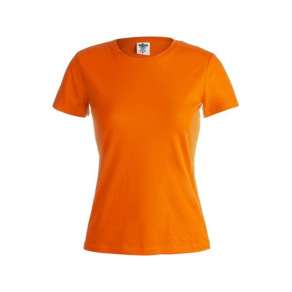 "Camiseta Mujer Color ""keya"" WCS150 - Naranja / XL"