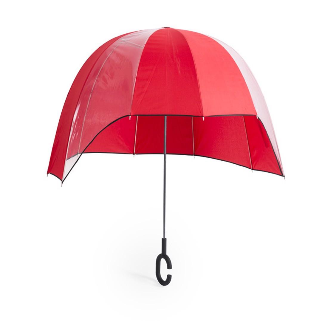 Paraguas Babylon - Rojo