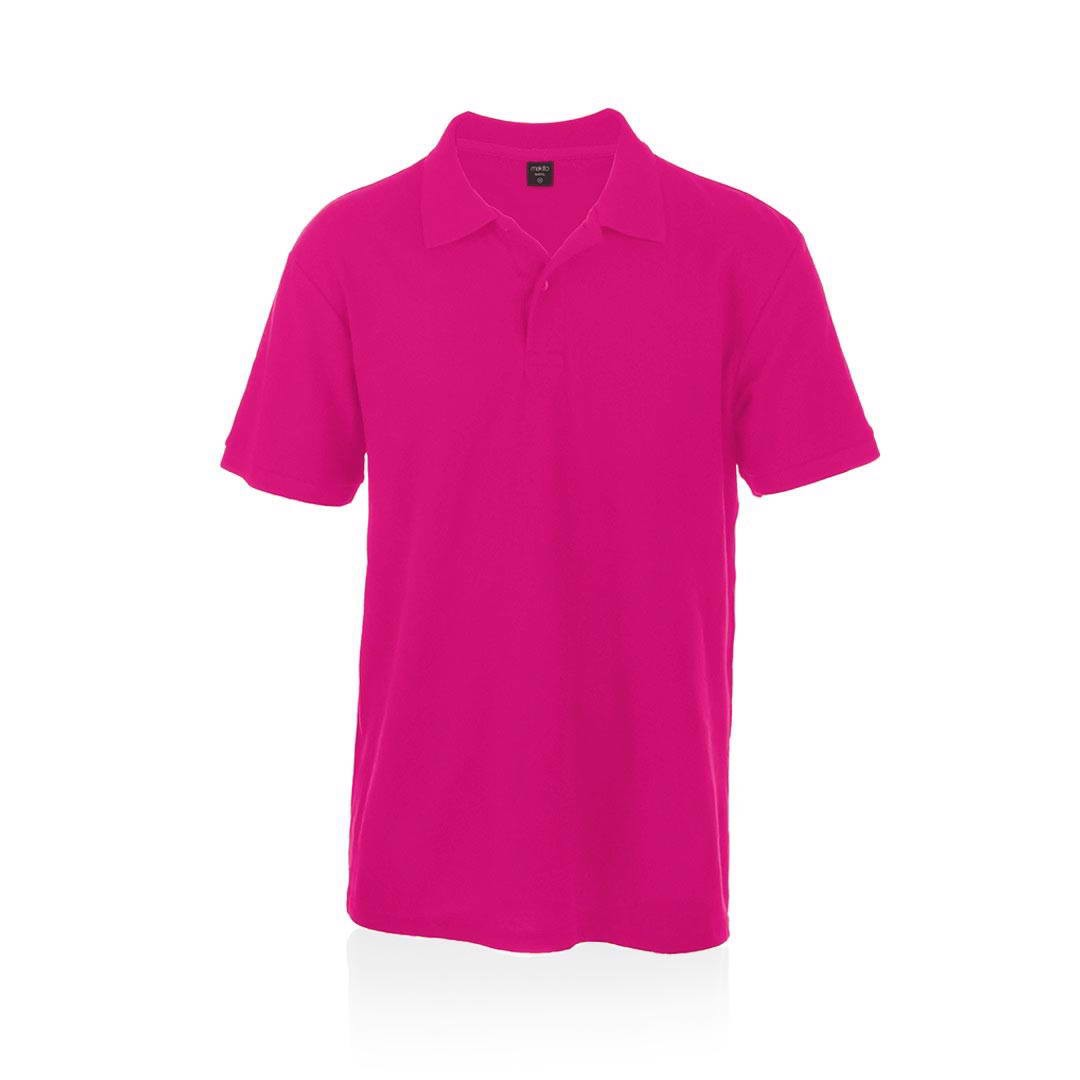 Polo Bartel Color - Fucsia / XL