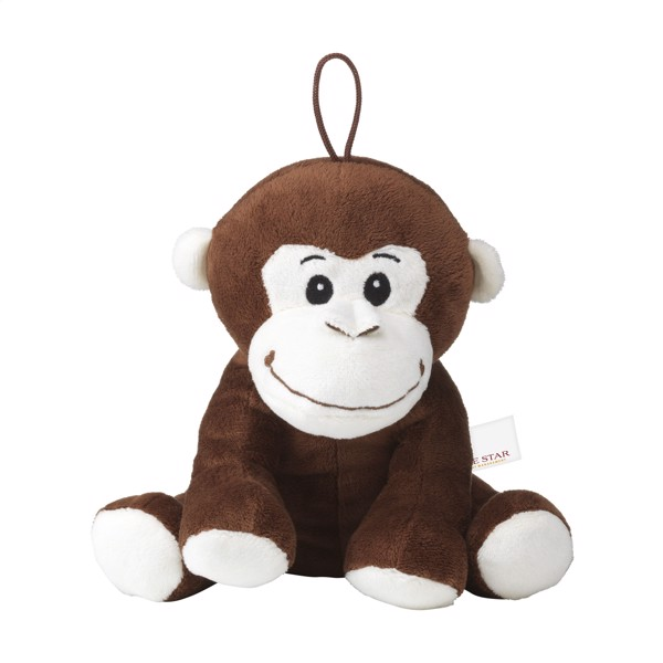 Moki plush ape cuddle toy