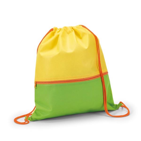 Jacques. Sportovní batoh - Žlutá