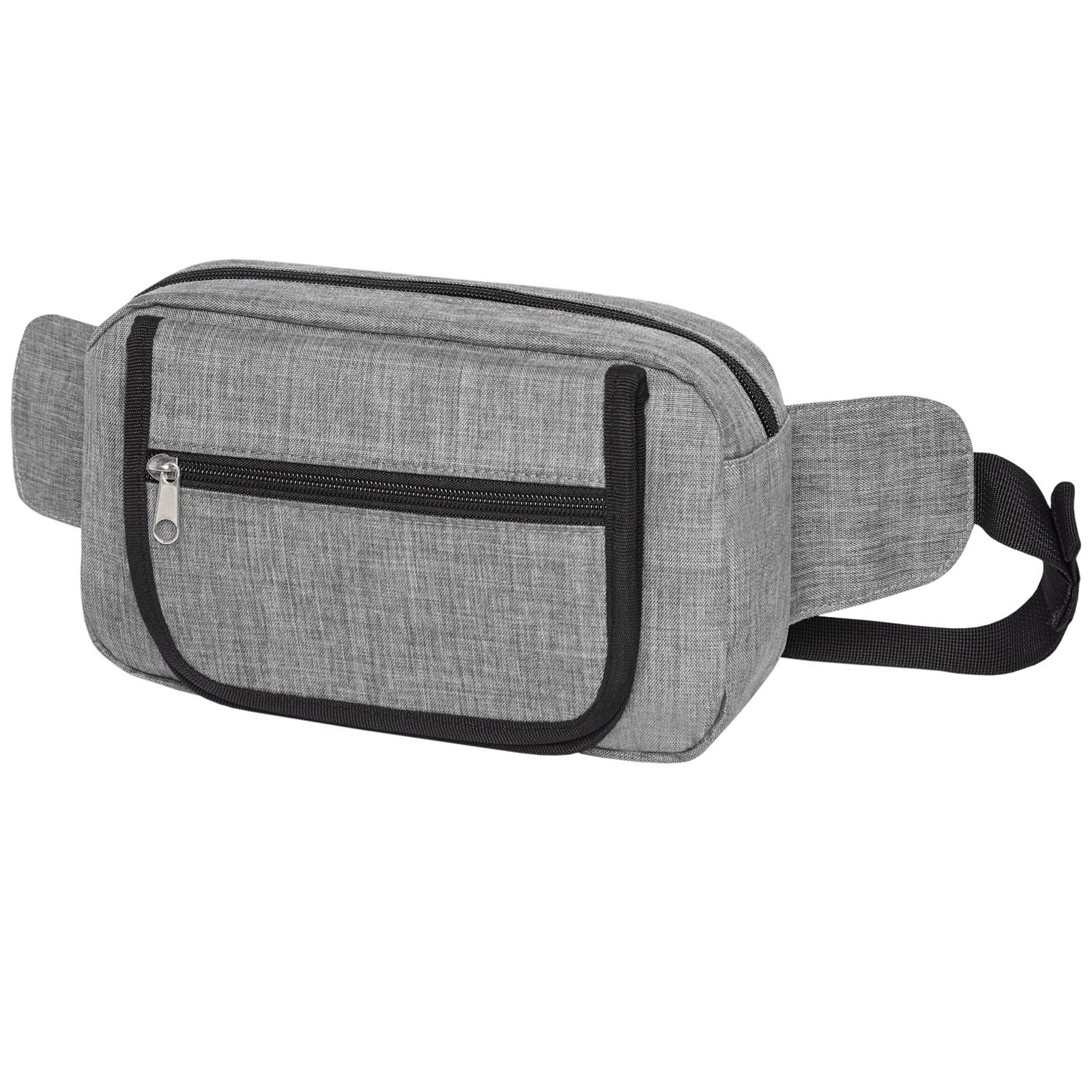 Hoss fanny pack - Heather medium grey