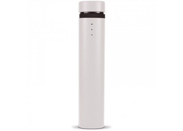 Powerbank with speaker 2200mAh - White