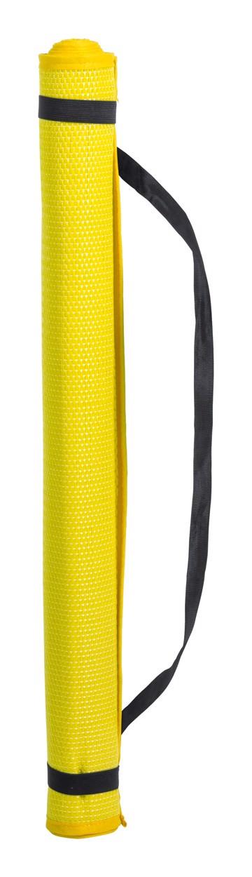 Beach Mat Reiven - Yellow