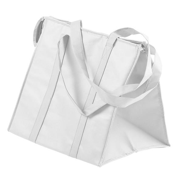 """Cool Bag """"Non Woven"""" - White"""
