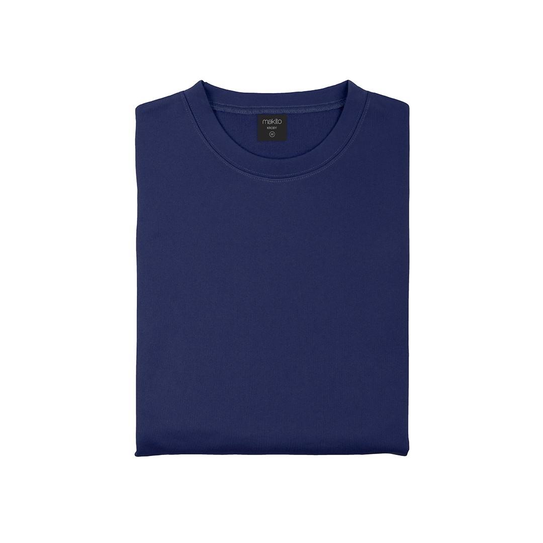 Sweatshirt Tecnica Criança Kroby - Marino / 10-12
