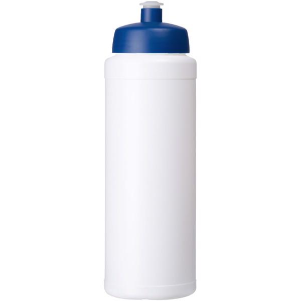 Baseline® Plus 750 ml bottle with sports lid - White / Blue