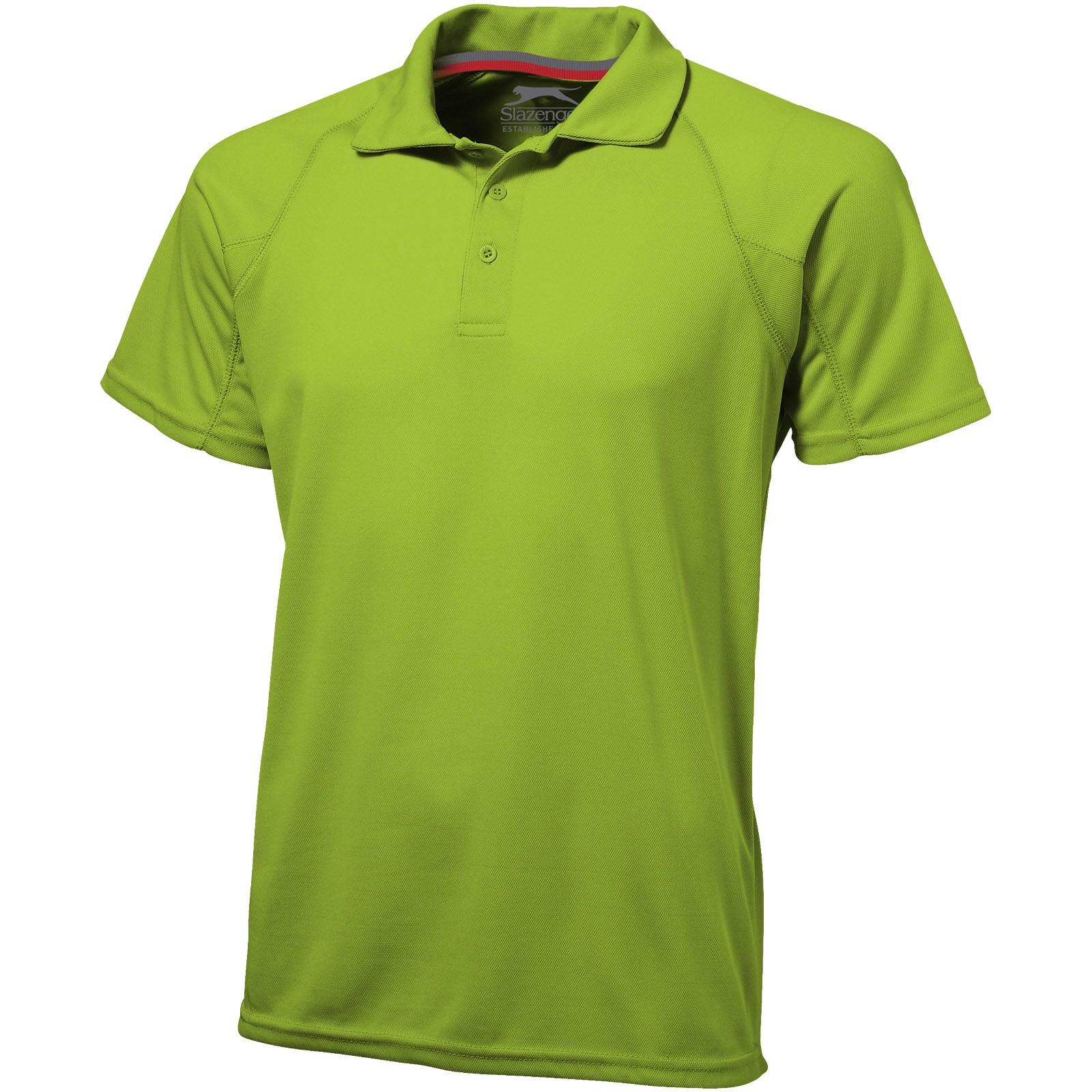 Game Sport Poloshirt cool fit für Herren - Apfelgrün / XXL