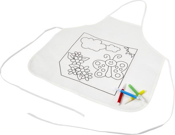 Nonwoven (80 gr/m²) apron