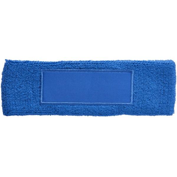 Roger fitness headband - Royal blue