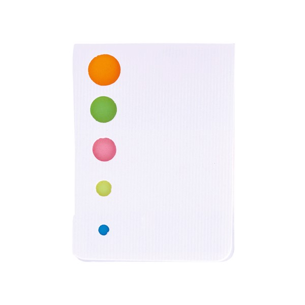 Sticky Notepad Zinko - White