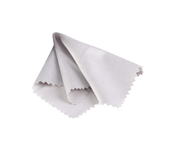 Glasses Cloth Vision - White