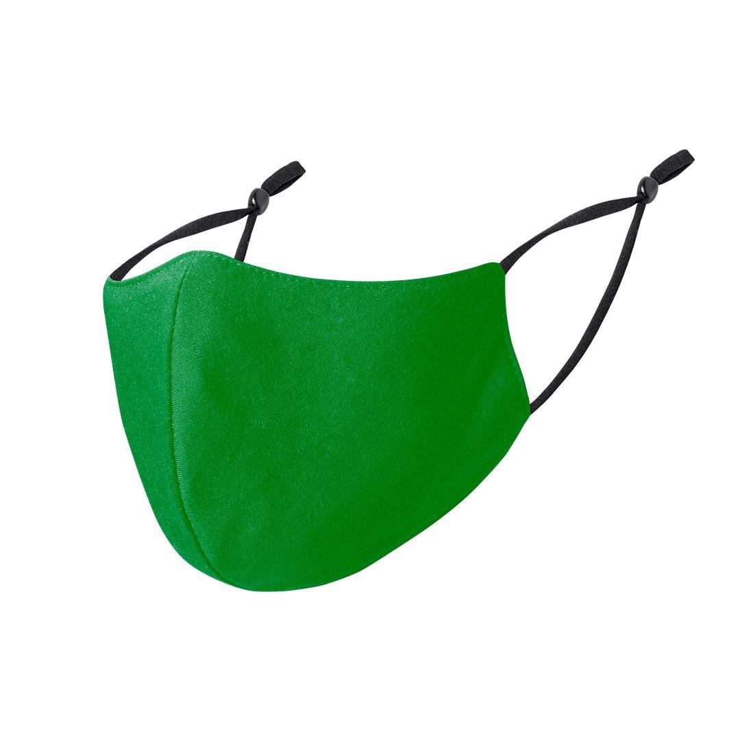 Mascarilla Higiénica Reutilizable Nebul - Verde