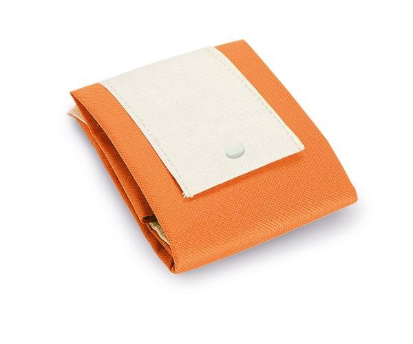 CARDINAL. Αναδιπλούμενη τσάντα - Πορτοκάλι