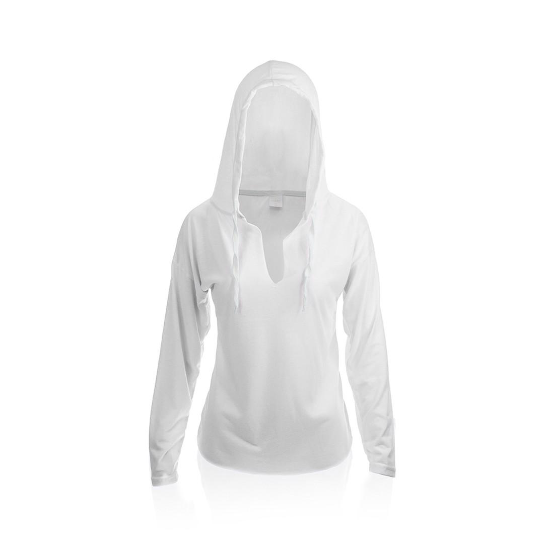 Camiseta Adulto Yuk - Blanco / S