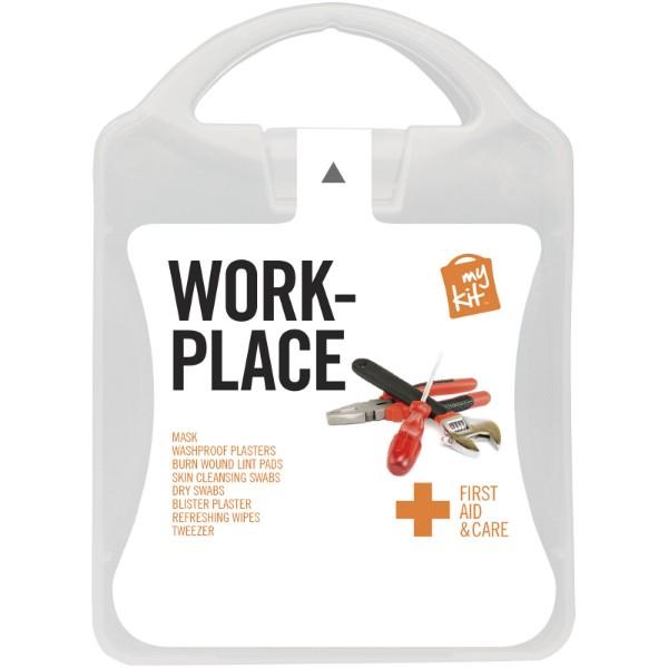 Pracovní lékarnička - Bílá