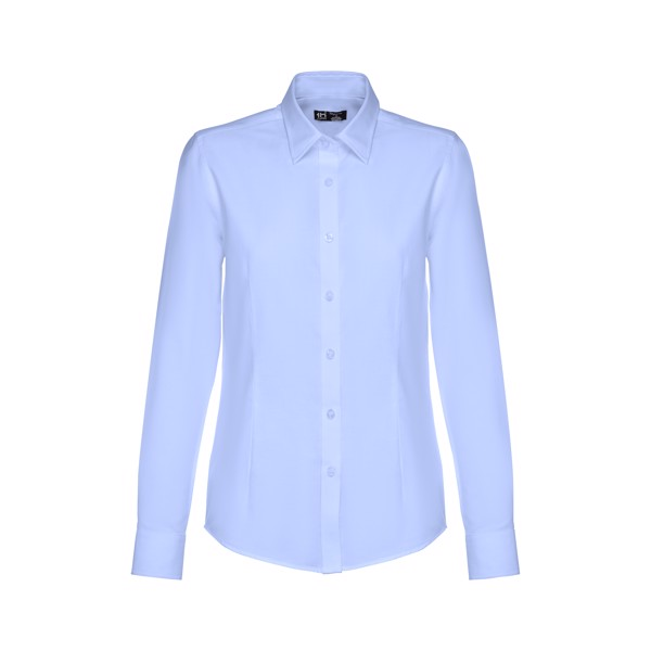 THC TOKYO WOMEN. Dámská oxfordská košile - Světle Modrá / XXL