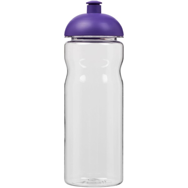 H2O Base Tritan™ 650 ml dome lid sport bottle - Transparent / Purple