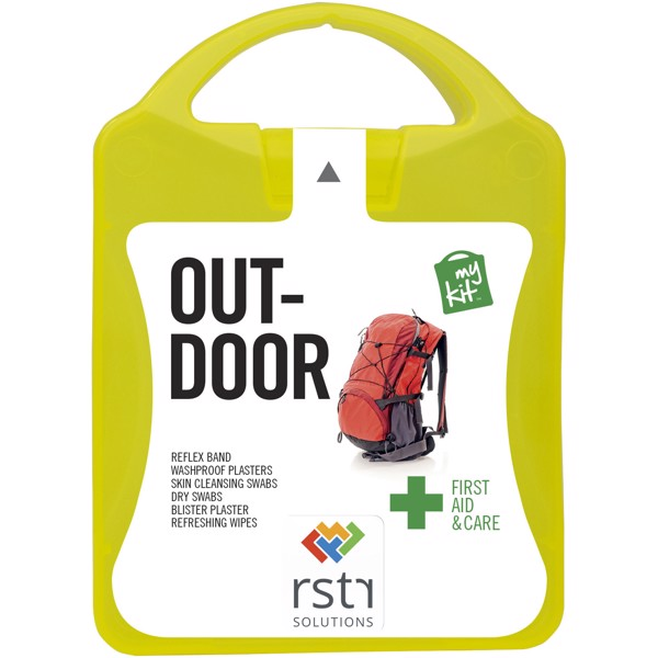 MyKit Outdoor First Aid Kit - Yellow