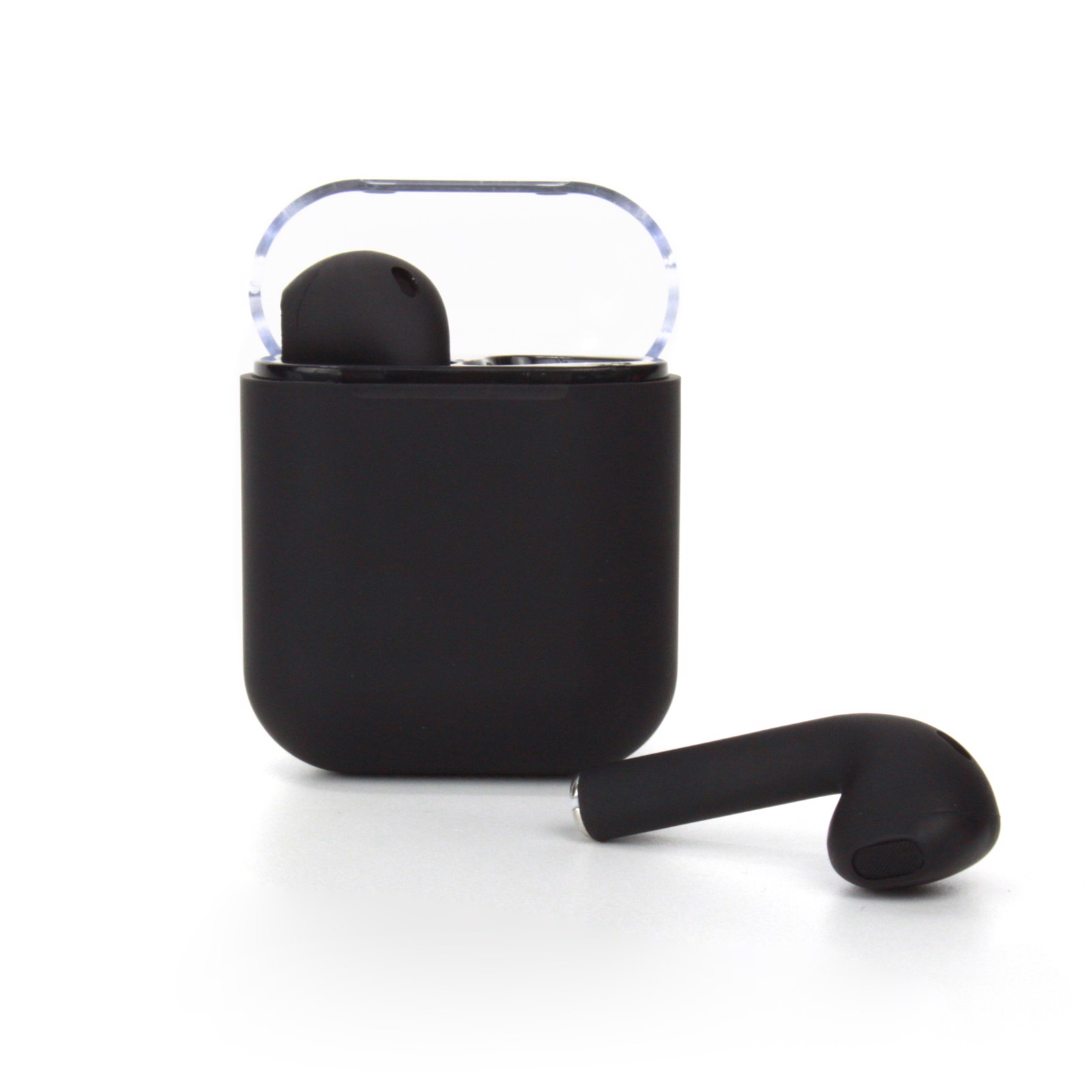 Prixton TWS154C Bluetooth® earbuds - Solid Black