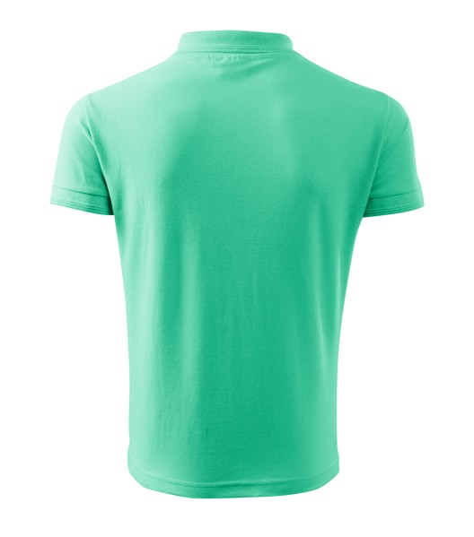 Polo Shirt men's Malfini Pique Polo - Mint / S