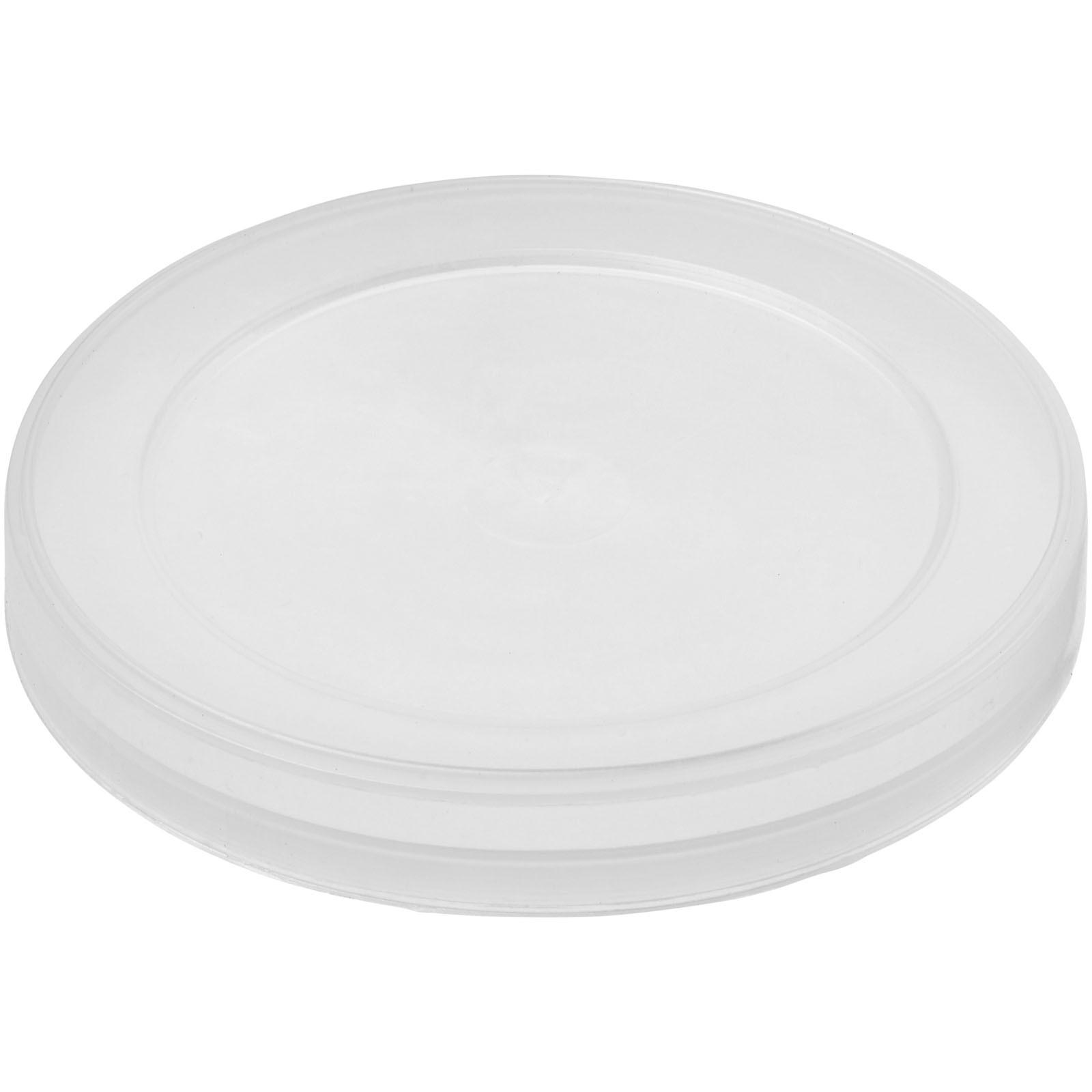 Plastová víčka na plechovky Seal - Průhledná Bezbarvá