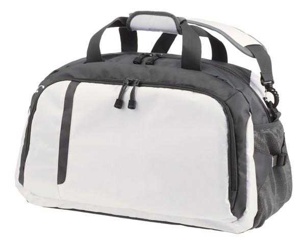Sport/Travel Bag Galaxy - White