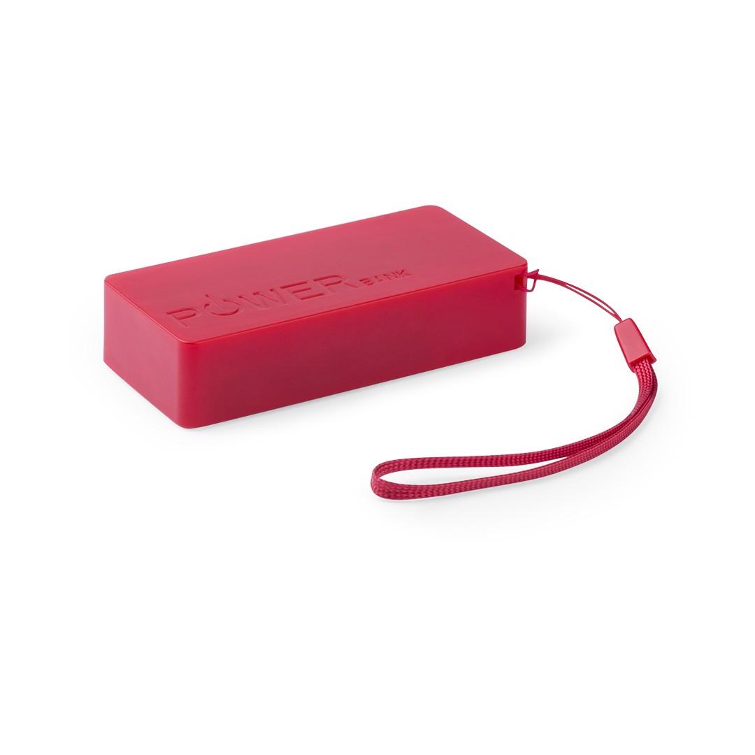 Power Bank Nibbler - Rojo