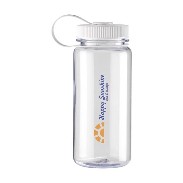 Capture drinking bottle - White
