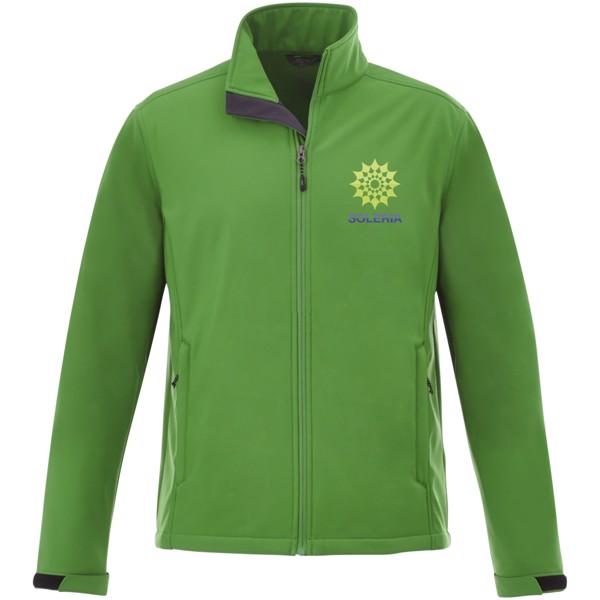 Softshellová bunda Maxson - Fern Green / XL