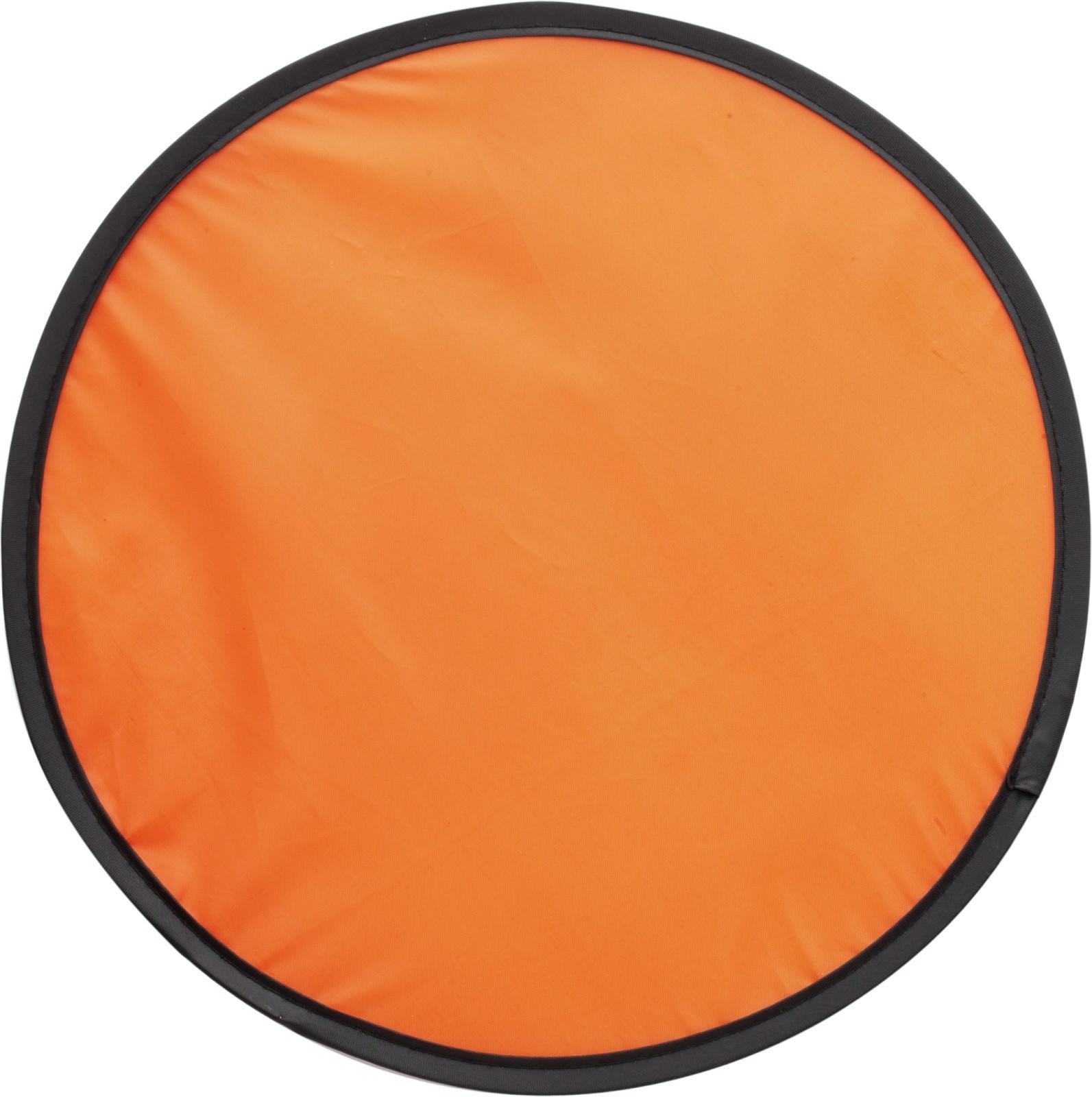 Nylon (170T) Frisbee - Orange