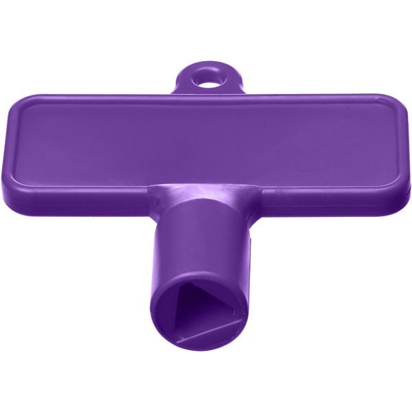 Maximilian obdélníkový univerzální montážní klíč - Purpurová