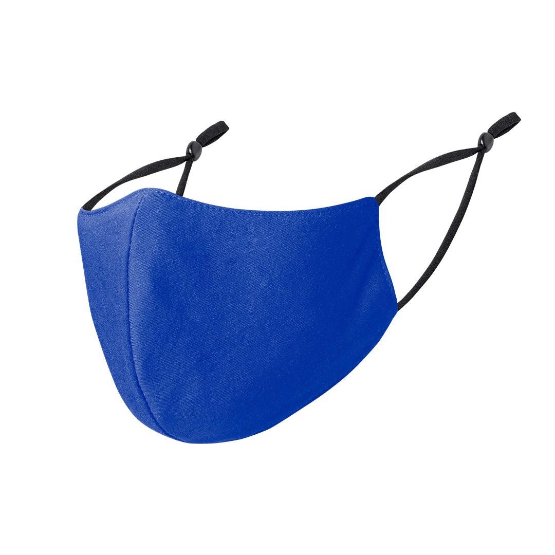Mascarilla Higiénica Reutilizable Nebul - Azul