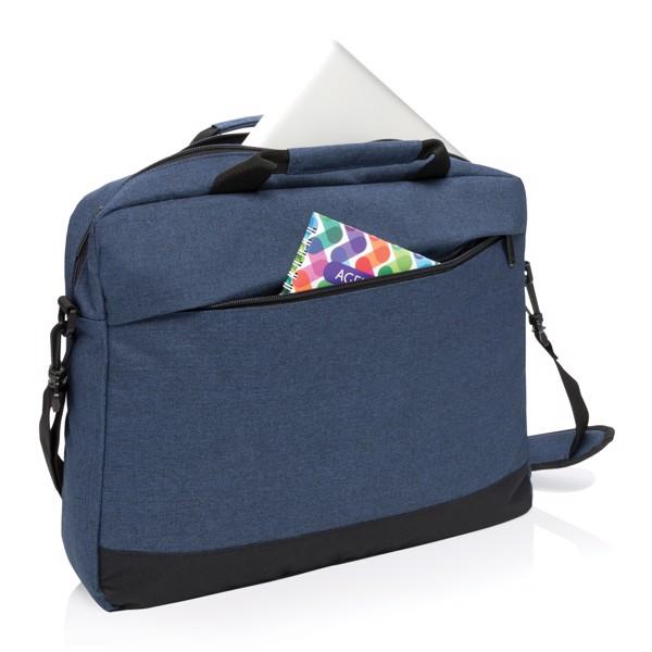 """Trendy brašna na 15"""" notebook - Námořní Modř / Černá"""