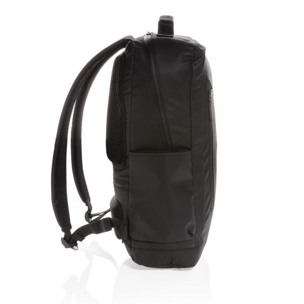 "Černý batoh na 15,6"" notebook Fashion PVC free"