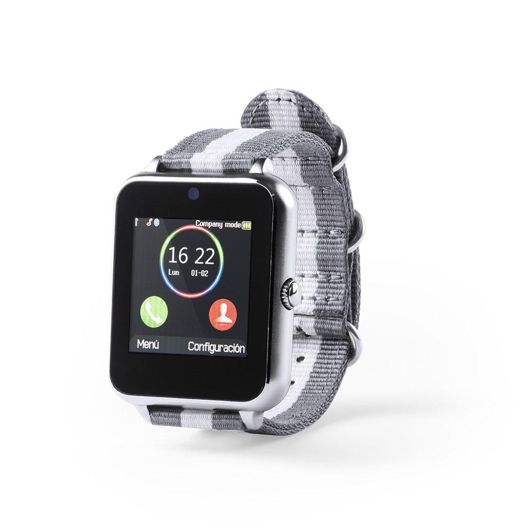 Smart Watch Chelder - Grey