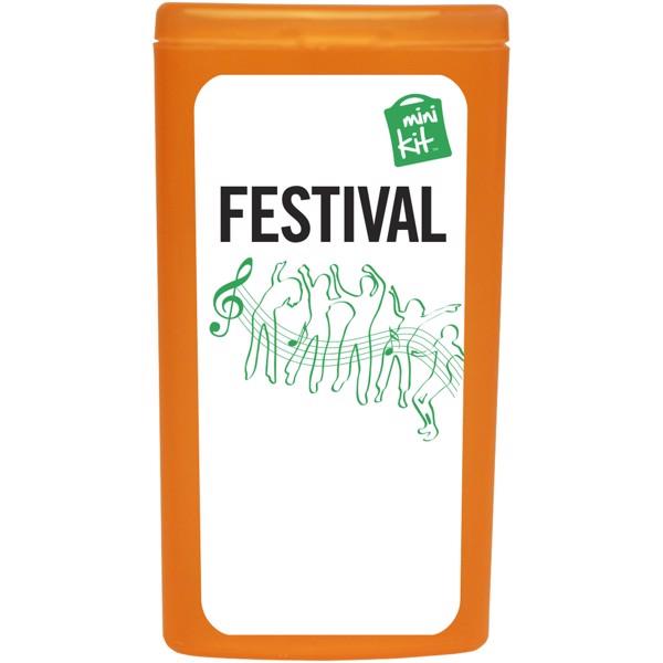 MiniKit Festival Set - Orange