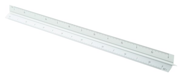 Scalameter Ruler Thirty - Silver