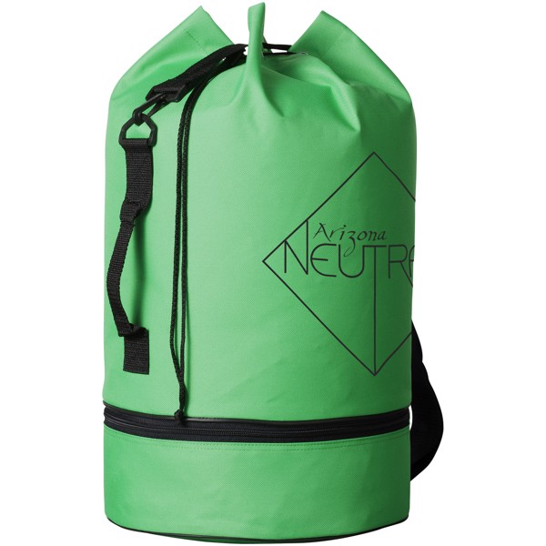 Idaho sailor duffel bag - Bright green