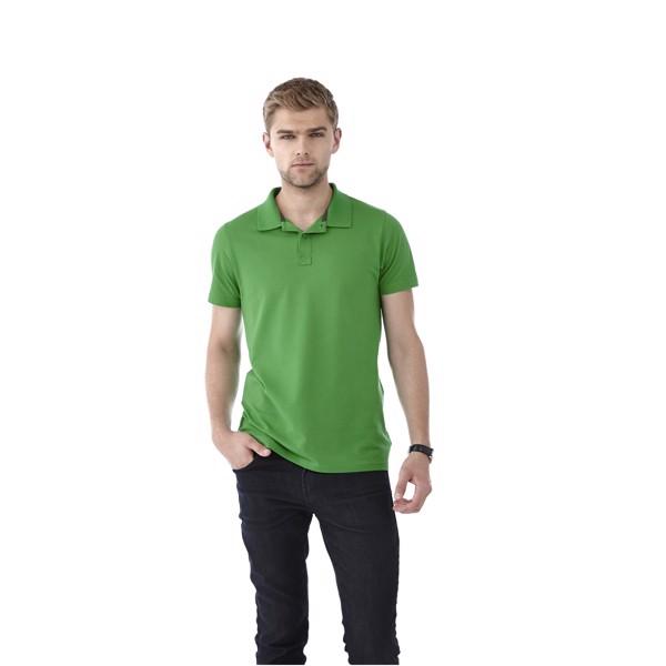 Polo manches courtes pour hommes Primus - Vert fougère / 3XL