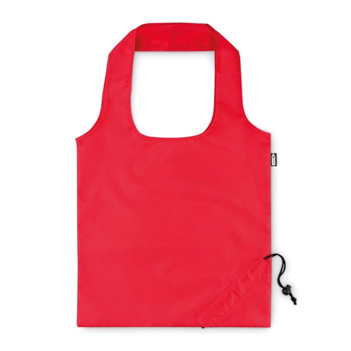 Skládací RPET taška Foldpet - red