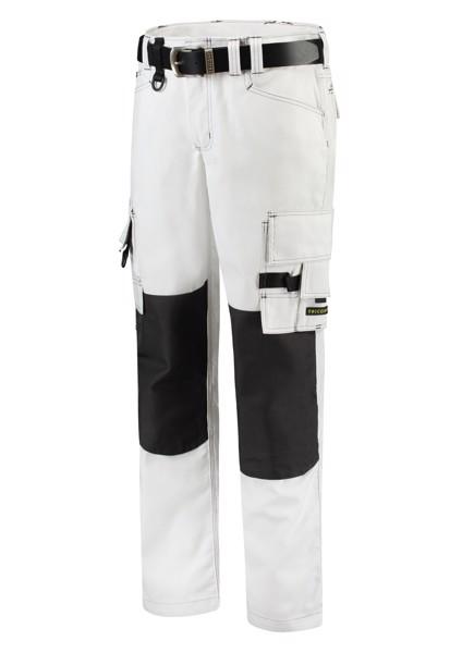 Pracovní kalhoty unisex Tricorp Cordura Canvas Work Pants - Bílá / 45
