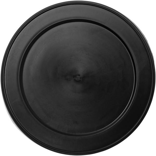 Plastová víčka na plechovky Seal - Černá