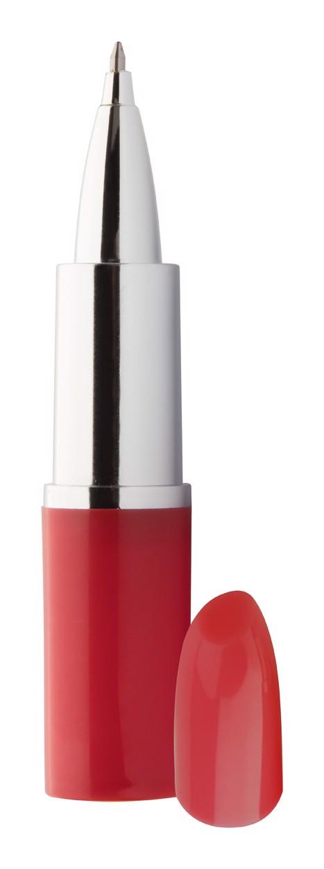 Kuličkové Pero Lipsy - Červená