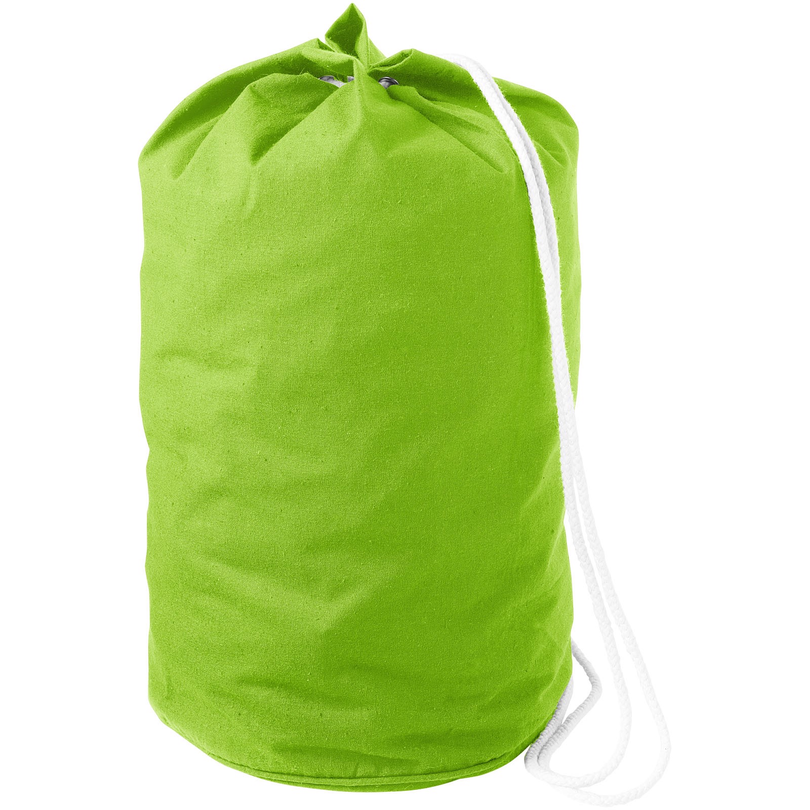 Missouri cotton sailor duffel bag - Lime