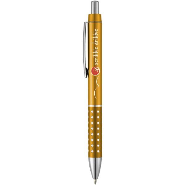 Kuličkové pero Bling - 0ranžová