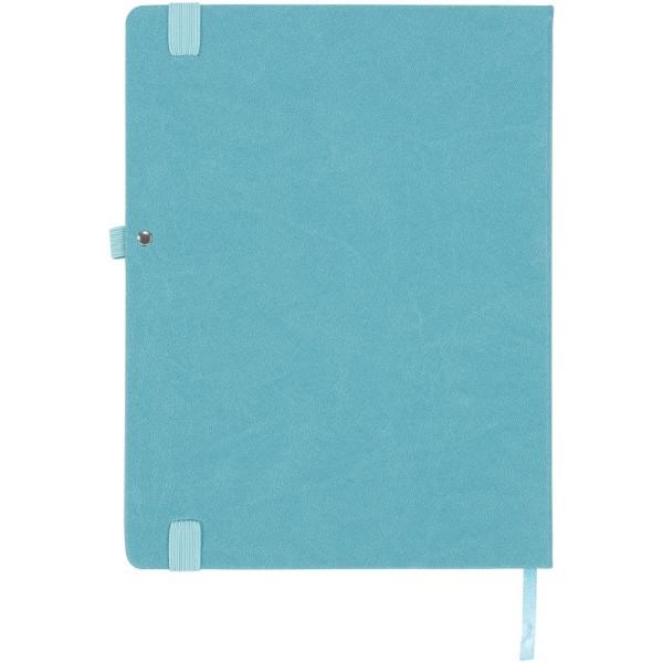 Velký zápisník Rivista - Aqua blue