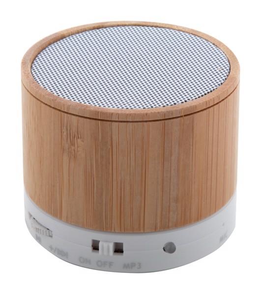 Bluetooth zvočnik Kaltun – natural