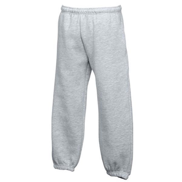 Classic Jog Pants Kids - Cinza Claro